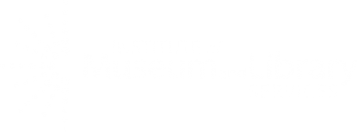 The logo for the Institute of Museum and Library Services