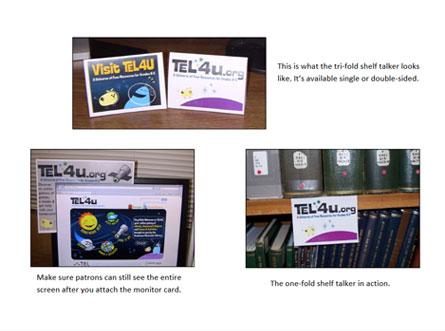 TEL Display Ideas